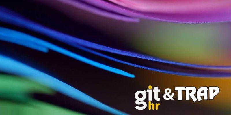 GIT i TRAP knjižare