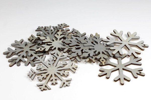 božićna dekoracija - pahulje