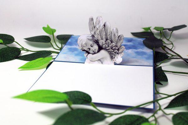 primjer čestitke - anđeo