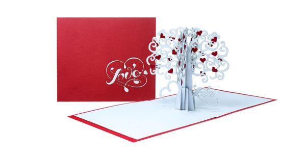 primjer čestitke - drvo ljubavi