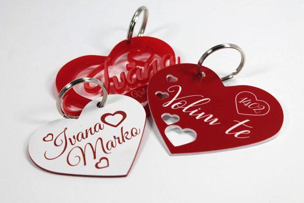 poklon - privjesci za ključeve